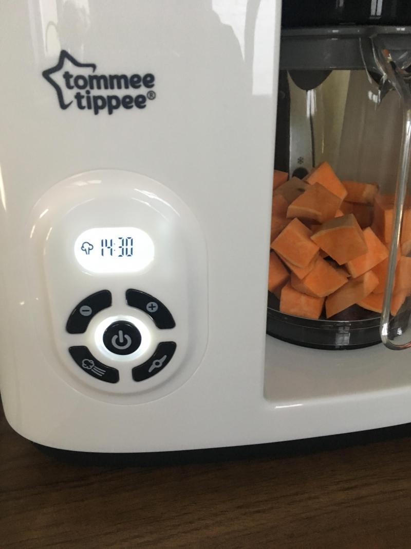 Tommee Tippee Baby Food Steamer Blender Reviews