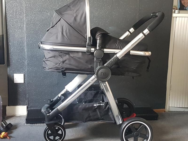 How To Assemble Mothercare Journey Travel System