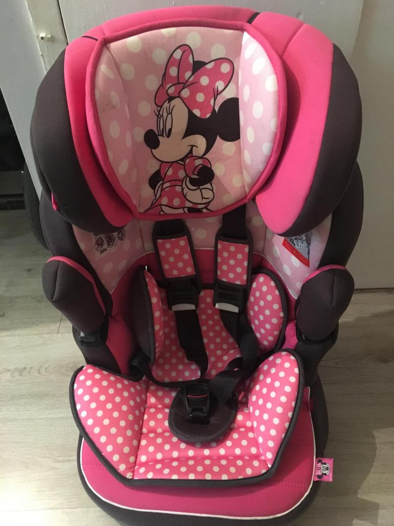 Disney Baby Minnie Mouse Imax SP Car Seat