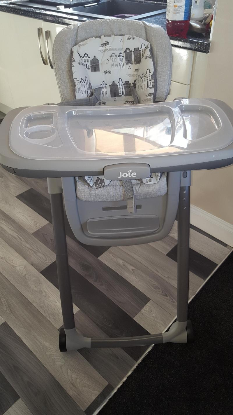 Joie Multiply Highchair Reviews
