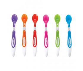 Soft Tip Infant Spoons