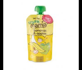 Organic Bananas & Apples