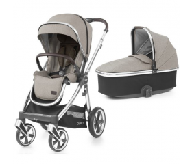 Oyster 3 Mirror Pushchair and Carrycot