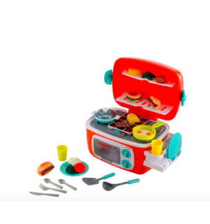 Early Learning Centre Mini Sizzling Kitchen Reviews