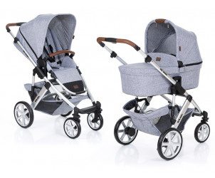 Salsa 4 Pushchair and Carrycot
