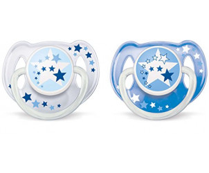Night Dummy / Pacifier 6-18m