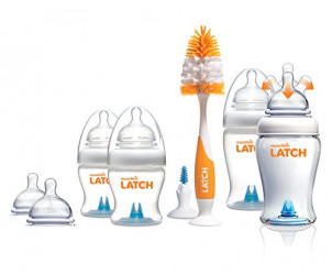 Latch Newborn Bottle Starter Set