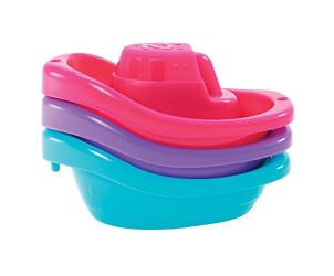 Little Boat Train Bath Toy
