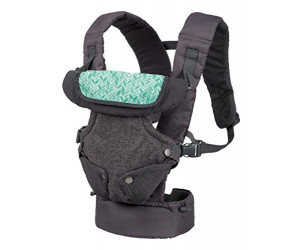 Flip advanced 4-in-1 convertible baby carrier