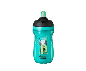Insulated Active straw cup 12m+