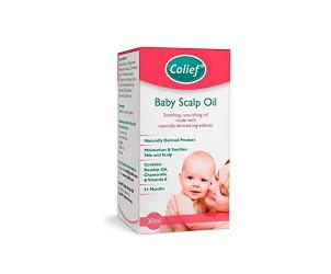 Baby Scalp Oil