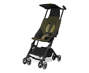 Gold Pockit Pushchair