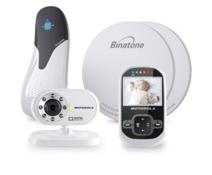 MBP26 Digital Video Monitor Babysense Bundle