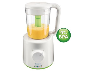 Babyfood Steamer and Blender