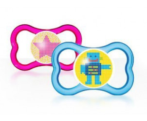 Air Pacifiers 6m+