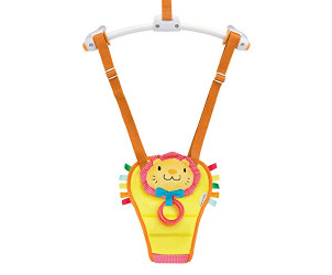 Bounce and play baby door bouncer