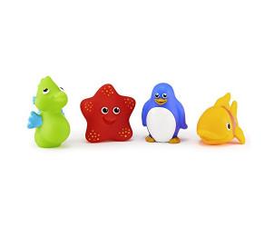 Five Sea Squirts Bath Toys
