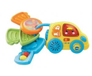 My 1st car key rattle