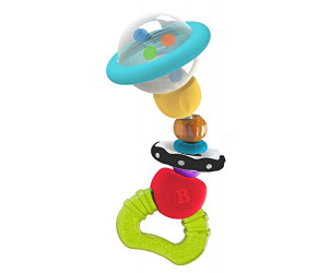Shake & bend water rattle teether