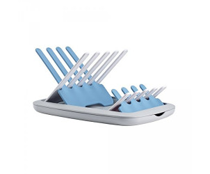 Foldable Bottles and Accessories Draining Rack