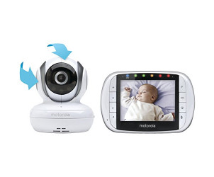 MBP36S Remote Wireless Video Baby Monitor