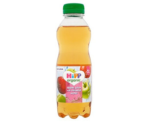 Apple Juice With Mineral Water 500ml