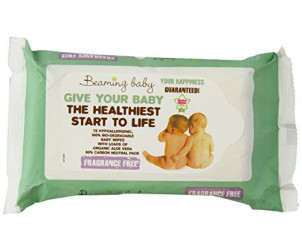 Organic Fragrance Free Baby Wipes