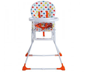 Mushroom Folding Highchair
