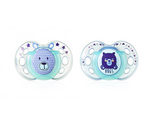 Night time soother 18-36m
