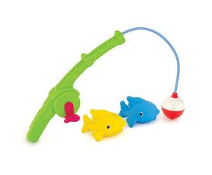 Gone fishin bath toy set