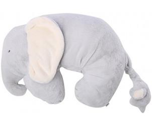 Tummy Time Snuggle Rug Elephant