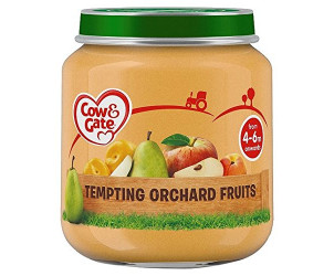 Orchard fruits jar 4m+