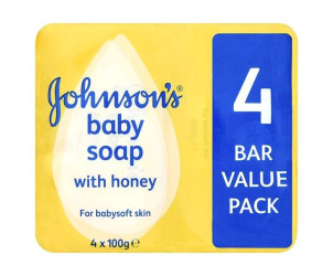 Baby Soap With Honey