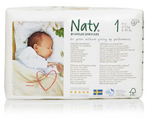 Nappies size 1
