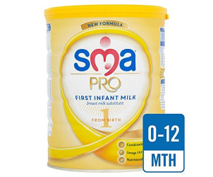 SMA Pro first milk powder from birth - Reviews