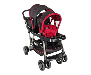 Ready2Grow Double Pushchair