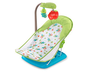 Deluxe Baby Bather With Toy Bar