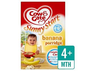 Multigrain banana porridge 7m+