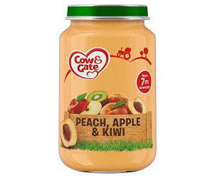 Peach apple and kiwi jar 7m+