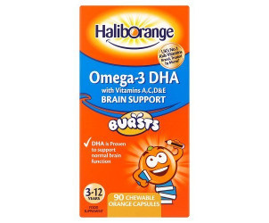 Kids Omega-3 Chewy Orange tablets