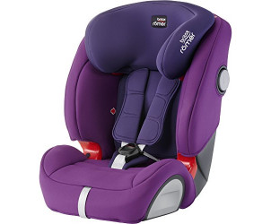 EVOLVA SL SICT car seat
