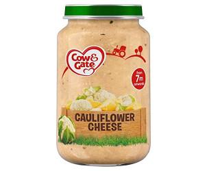 Creamy cauliflower cheese jar 7m+