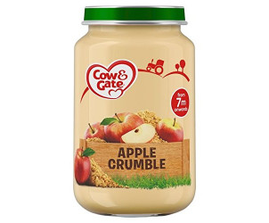 Apple crumble jar 7m+