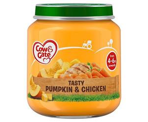 Pumpkin and chicken jar 4m+