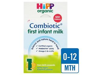 Combiotic First Infant Milk Powder