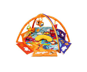 Playmat Play/Floor Gym : Animals Planet