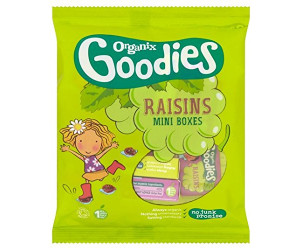 Goodies raisins