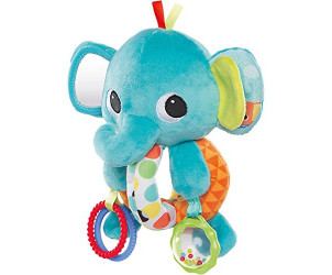 Explore and Cuddle Elephant Toy