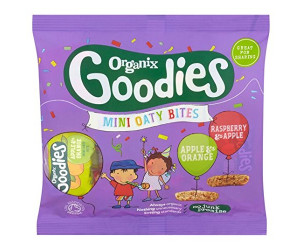 Mini oaty bites