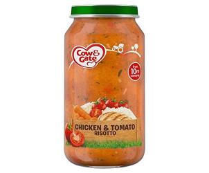 Chicken & tomato risotto jar 10m+